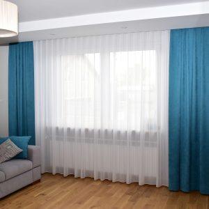 pomysł-na-niebieskie-zasłony-w-pokoju