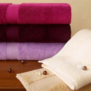 różowe-ręczniki